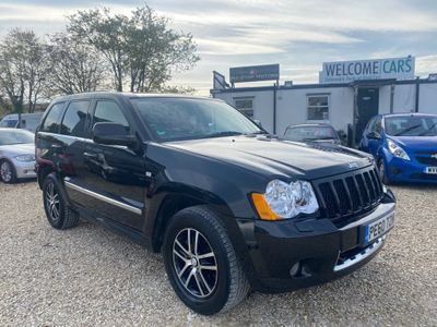 Jeep Grand Cherokee SUV 3.0 CRD V6 S Limited 4x4 5dr