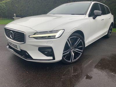 Volvo V60 Estate 2.0 T5 R-Design Pro Auto (s/s) 5dr