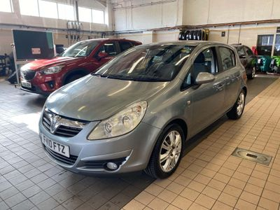 Vauxhall Corsa Hatchback 1.3 CDTi ecoFLEX SE 5dr (a/c)
