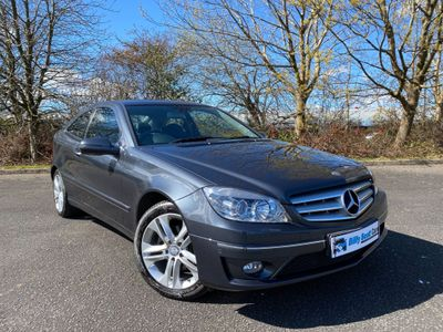 Mercedes-Benz CLC Class Coupe 2.1 CLC200 CDI SE 2dr