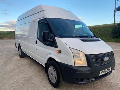 Ford Transit Panel Van 2.2 TDCi 350 High Roof LWB 3dr