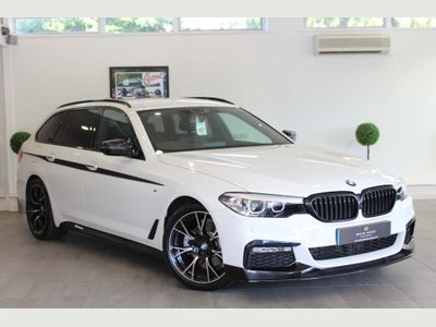 BMW 5 Series Estate 2.0 520d M Sport Touring Auto (s/s) 5dr