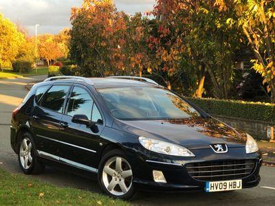 Peugeot 407 SW Estate 2.0 HDi SE 5dr