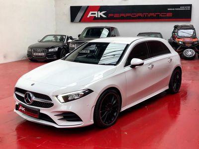 Mercedes-Benz A Class Hatchback 2.0 A250 AMG Line (Premium) 7G-DCT (s/s) 5dr