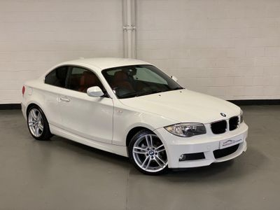 BMW 1 Series Coupe 2.0 120d M Sport Auto 2dr