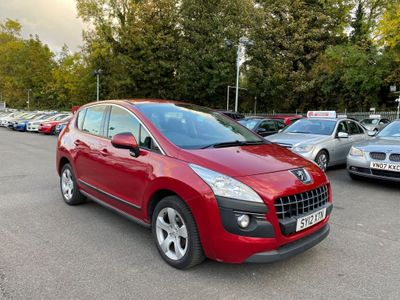 Peugeot 3008 SUV 1.6 e-HDi Active EGC 5dr