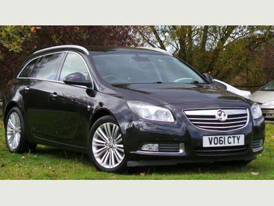 Vauxhall Insignia Estate 2.0 CDTi ecoFLEX 16v Elite (s/s) 5dr