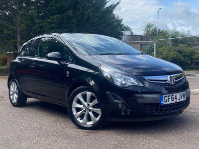 Vauxhall Corsa Hatchback 1.4 i VVT 16v Excite 3dr (a/c)