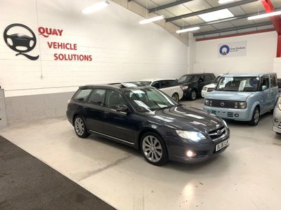 Subaru Legacy Estate 3.0 R spec.B Sports Tourer 5dr (Nav)
