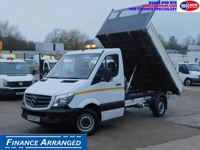 Mercedes-Benz Sprinter Tipper 2.1CDI 313 130PS SINGLE CAB TIPPER