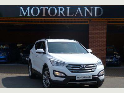 Hyundai Santa Fe SUV 2.2 CRDi Premium 4WD 5dr (5 seats)