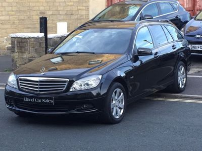 MERCEDES-BENZ C CLASS Estate 2.1 C200 CDI BlueEFFICIENCY SE 5dr
