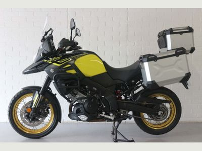 Suzuki V-Strom 1000 Unlisted