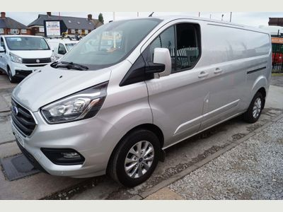 Ford Transit Custom Panel Van 2.0TDCi 130 300 LIMITED L2 LWB (EURO 6)