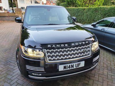 Land Rover Range Rover SUV 4.4 SD V8 Vogue SE Auto 4WD 5dr
