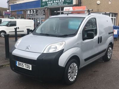 Citroen Nemo Panel Van 1.3 HDi 16v 660LX Panel Van 5dr