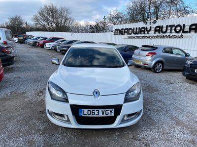 Renault Megane Coupe 1.6 16V Knight Edition 3dr
