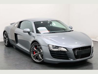Audi R8 Coupe 4.2 FSI V8 Limited Edition R Tronic quattro 2dr