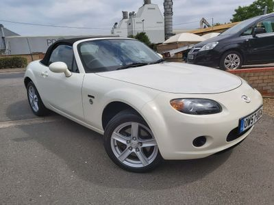 Mazda MX-5 Convertible 2.0 Icon 2dr