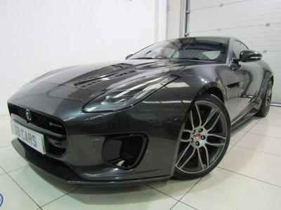 Jaguar F-Type Coupe 3.0 V6 R-Dynamic Auto AWD (s/s) 2dr