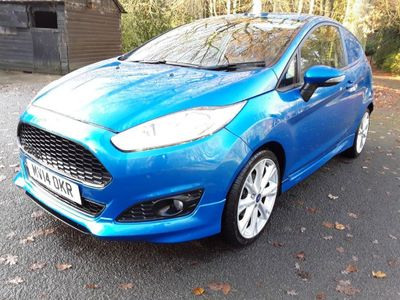 Ford Fiesta Car Derived Van 1.6 TDCI Sport Panel Van 3dr Diesel Manual (94 bhp)