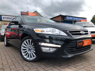 Ford Mondeo Estate 2.0 TDCi ECO Zetec Business Powershift 5dr