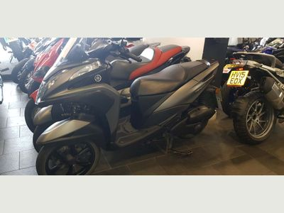 YAMAHA TRICITY Three Wheeler 125 Tricity