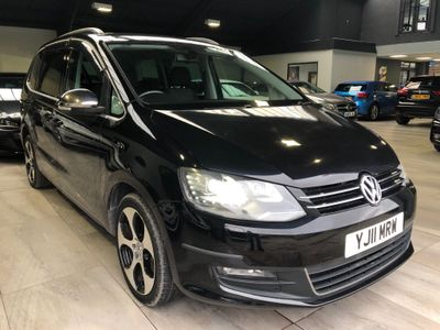 Volkswagen Sharan MPV 1.4 TSI BlueMotion Tech SE DSG (s/s) 5dr