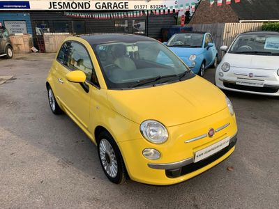 Fiat 500 Hatchback 1.3 MultiJet Lounge 3dr