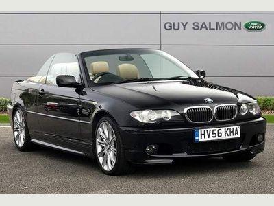 BMW 3 Series Convertible 2.2 320Ci 320 M Sport 2dr