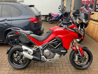 Ducati Multistrada 1260 Adventure ABS