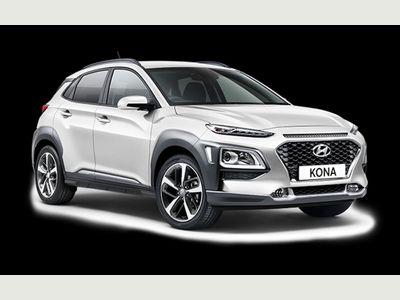 Hyundai Kona SUV 1.6 h-GDi Premium DCT (s/s) 5dr