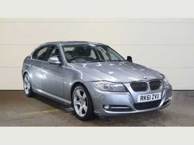 BMW 3 Series Saloon 2.0 318i Exclusive 4dr