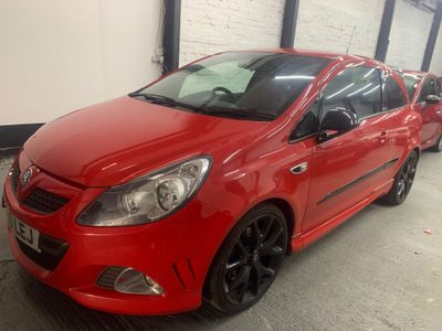 Vauxhall Corsa Hatchback 1.6 i Turbo 16v VXR VXRacing Edition 3dr