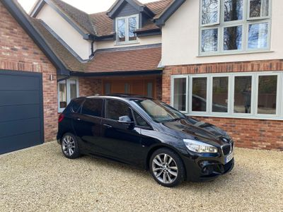 BMW 2 Series Active Tourer MPV 2.0 225i M Sport Active Tourer Auto xDrive (s/s) 5dr