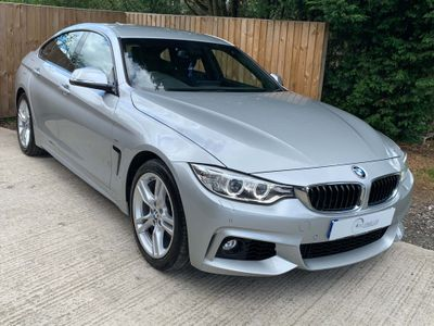 BMW 4 Series Gran Coupe Saloon 2.0 430i M Sport Gran Coupe Sport Auto (s/s) 5dr