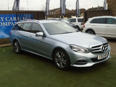 Mercedes-Benz E Class Estate 2.1 E220 CDI SE 5dr