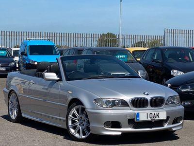 BMW 3 Series Convertible 2.5 325Ci 325 Sport Auto 2dr