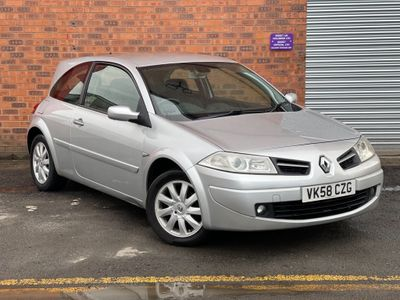 Renault Megane Hatchback 1.5 dCi Tech Run 3dr