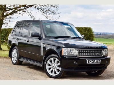 Land Rover Range Rover SUV 4.4 V8 Vogue 5dr