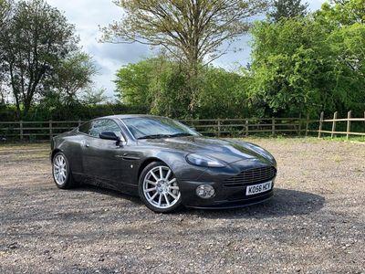 Aston Martin Vanquish Coupe 5.9 S 2dr