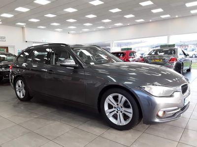 BMW 3 Series Estate 2.0 320d ED Sport Touring Auto (s/s) 5dr