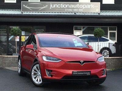 Tesla Model X SUV 100D Auto 4WD 5dr
