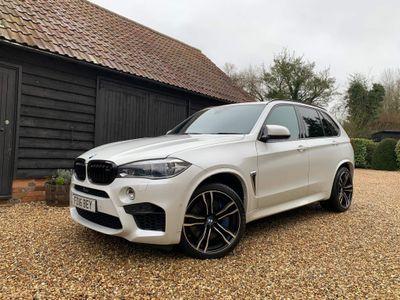 BMW X5 M SUV 4.4 BiTurbo Auto xDrive (s/s) 5dr