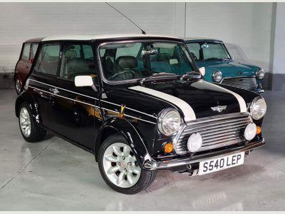 Rover Mini Saloon Cooper BSCC Ltd Ed 1.3i auto