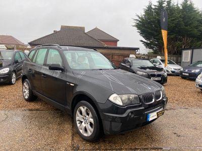 BMW X3 SUV 3.0i Sport Auto 4WD 5dr
