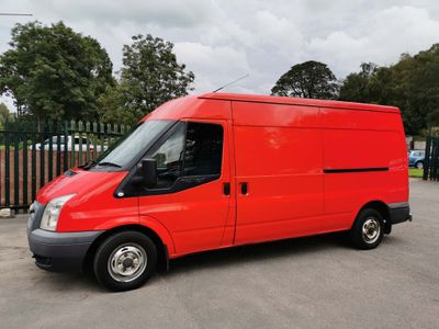 FORD TRANSIT Panel Van 125 T300 Fwd