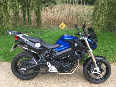 BMW F800R Adventure F800R ABS Adventure