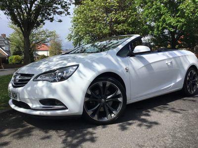 Vauxhall Cascada Convertible 1.6i Turbo Elite (s/s) 2dr