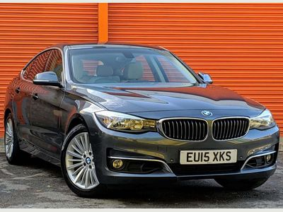 BMW 3 SERIES GRAN TURISMO Hatchback 2.0 328i Luxury GT (s/s) 5dr